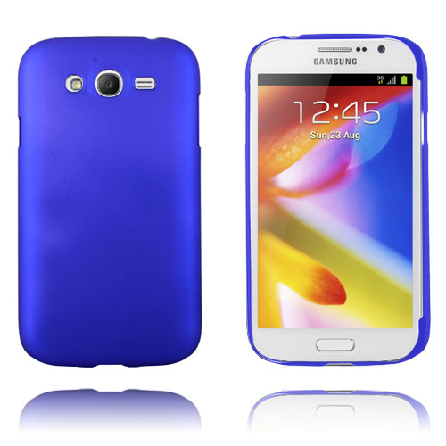 Hårdskal (Blå) Samsung Galaxy Grand Duos Skal