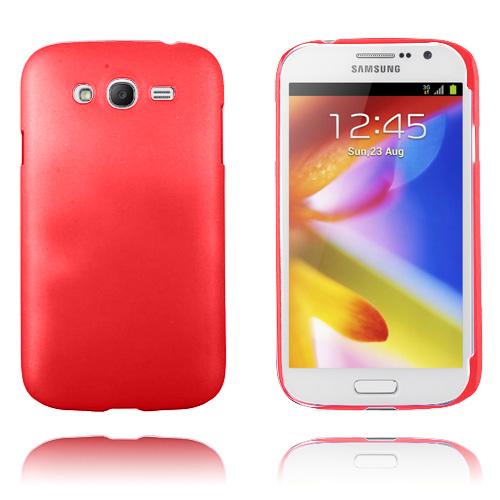Hårdskal (Röd) Samsung Galaxy Grand Duos Skal
