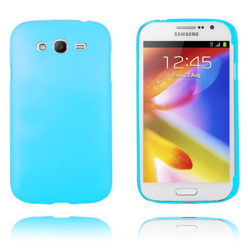 Hårdskal (Ljusblå) Samsung Galaxy Grand Duos Skal