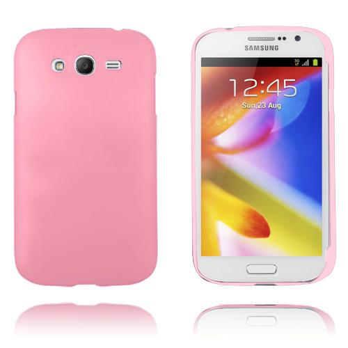 Hårdskal (Rosa) Samsung Galaxy Grand Duos Skal