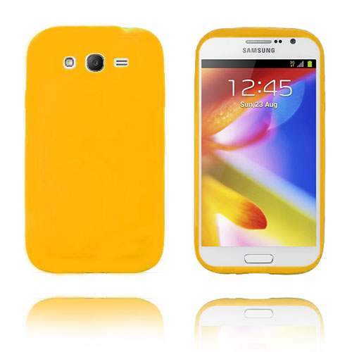 Soft Shell (Gul) Samsung Galaxy Grand Duos Skal