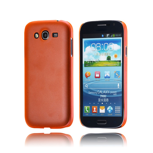 Ultra Thin (Orange) Samsung Galaxy Grand Duos Skal
