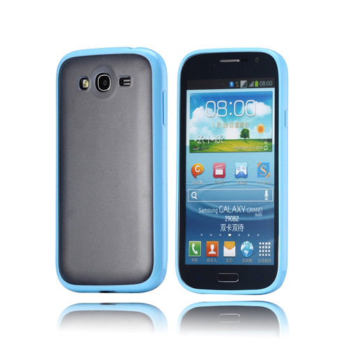 ColorEdge (Ligth Blue) Samsung Galaxy Grand Duos Skal