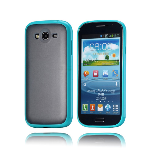 ColorEdge (Ocean Blue) Samsung Galaxy Grand Duos Skal