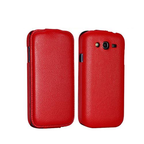 Orion (Röd) Samsung Galaxy Grand Duos Läderfodral