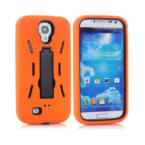Sirius (Orange) Ultrasäkert Samsung Galaxy S4 Skal