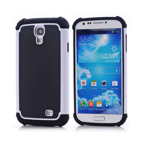 Player (Vit) Samsung Galaxy S4 Skal