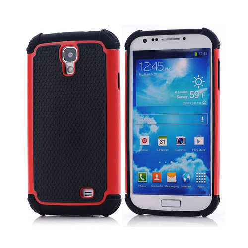 Player (Röd) Samsung Galaxy S4 Skal
