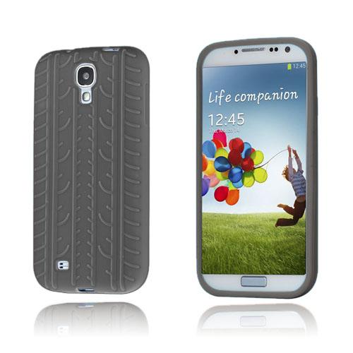 Tyre (Grå) Samsung Galaxy S4 Skal
