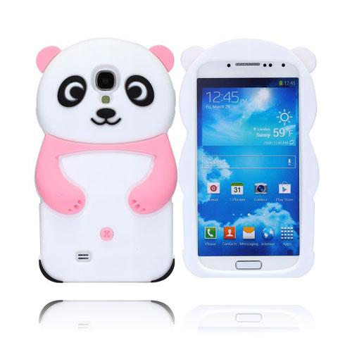 Panda (Rosa) Samsung Galaxy S4 Skal
