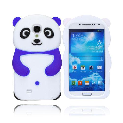 Panda (Lila) Samsung Galaxy S4 Skal
