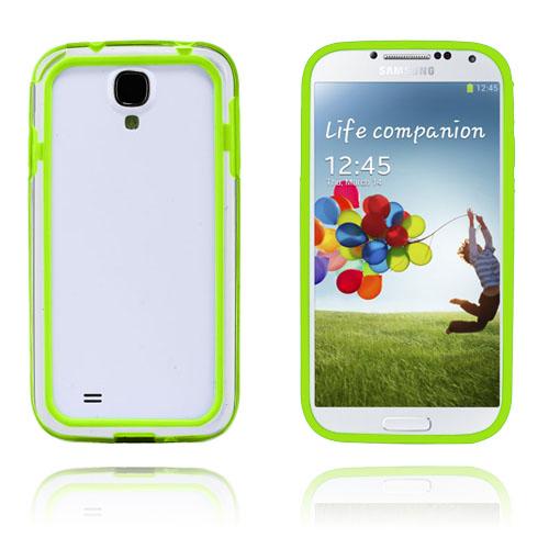 Anti-Stöt (Grön) Samsung Galaxy S4 Bumper