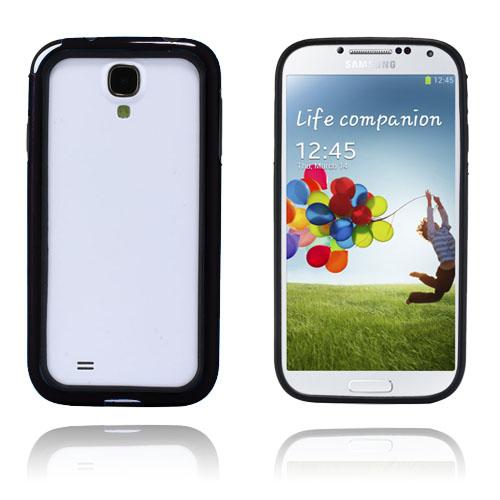 Anti-Stöt (Full Svart) Samsung Galaxy S4 Bumper