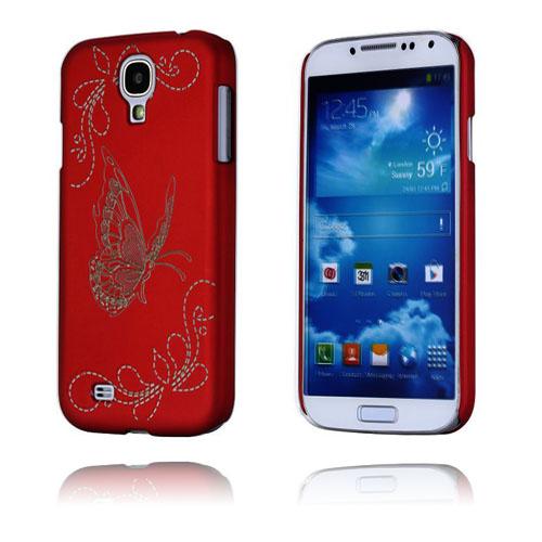 Joy (Röd) Samsung Galaxy S4 Skal
