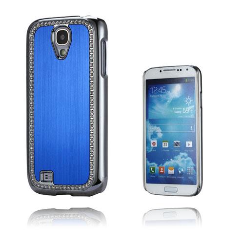 Corina (Blå) Samsung Galaxy S4 Skal