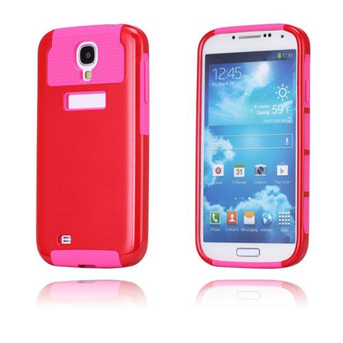 Surfer (Röd / Rosa) Samsung Galaxy S4 Skal