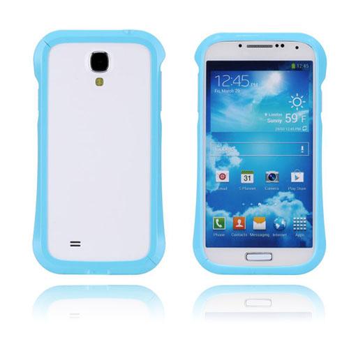 Edge (Blå) Samsung Galaxy S4 Bumper