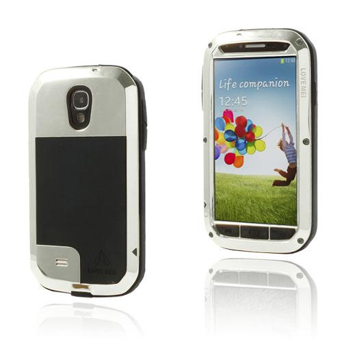 Foreman (Silver) Samsung Galaxy S4 Ultra Metal Skal