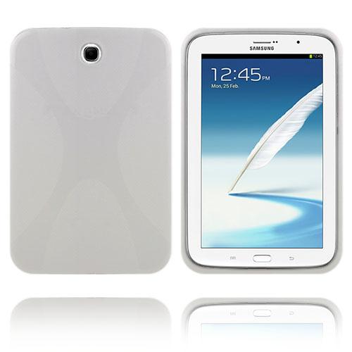 X-line (Vit) Samsung Galaxy Note 8.0 Skal