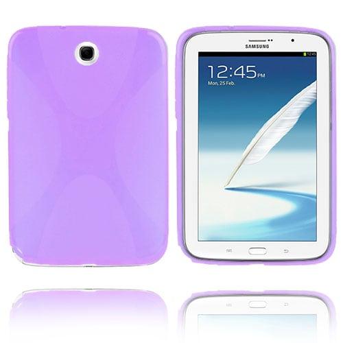 X-line (Lila) Samsung Galaxy Note 8.0 Skal