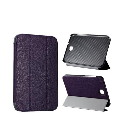 Smart Skal (Lila) Samsung Galaxy Note 8.0 Läderfodral