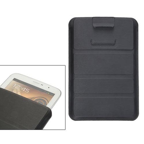 Sleeve (Svart) Samsung Galaxy Note 8.0 Läderpåse
