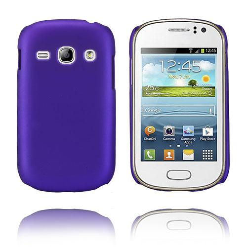 Hard Shell (Lila) Samsung Galaxy Fame Skal