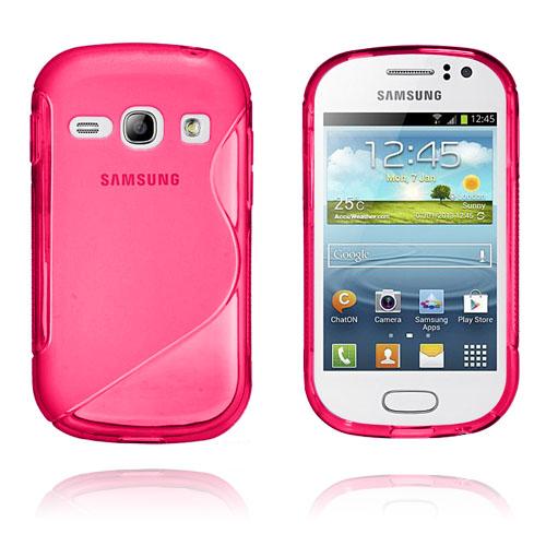 S-Line (Rosa) Samsung Galaxy Fame Skal
