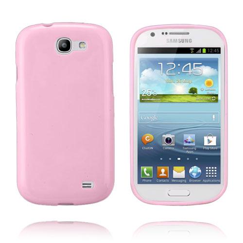 GelCase (Rosa) Samsung Galaxy Express Skal