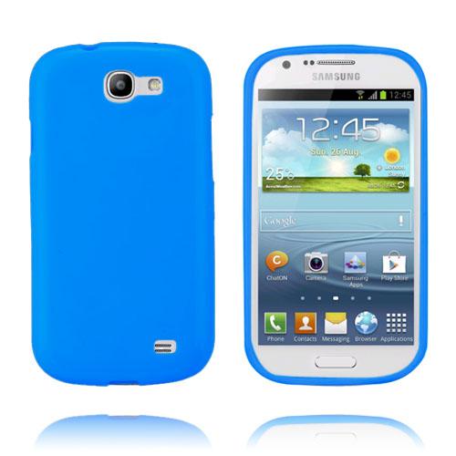 GelCase (Blå) Samsung Galaxy Express Skal