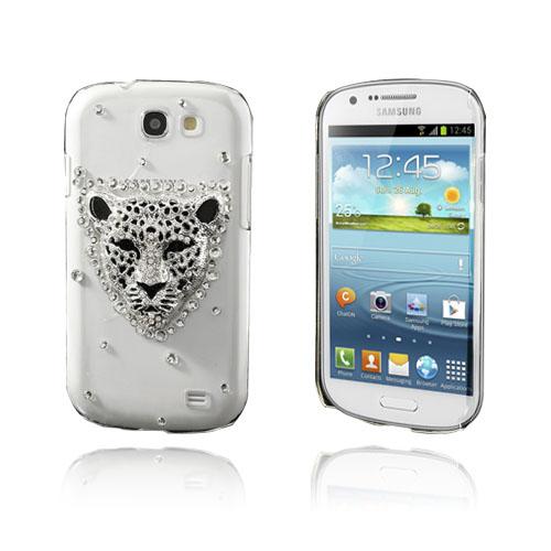 3D Bling (Leopard) Samsung Galaxy Express Skal
