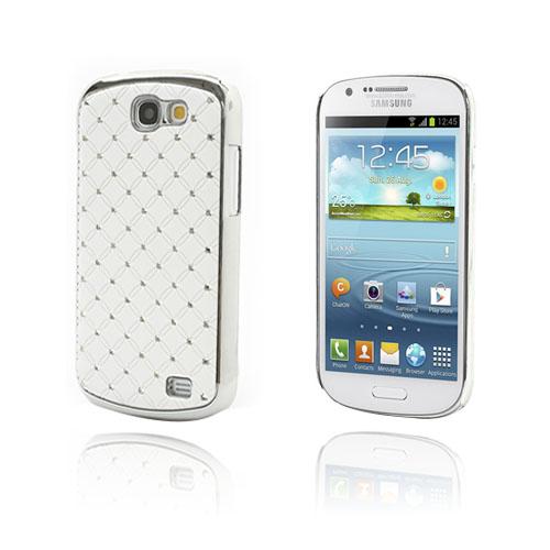 Sparkle (Vit) Samsung Galaxy Express Skal