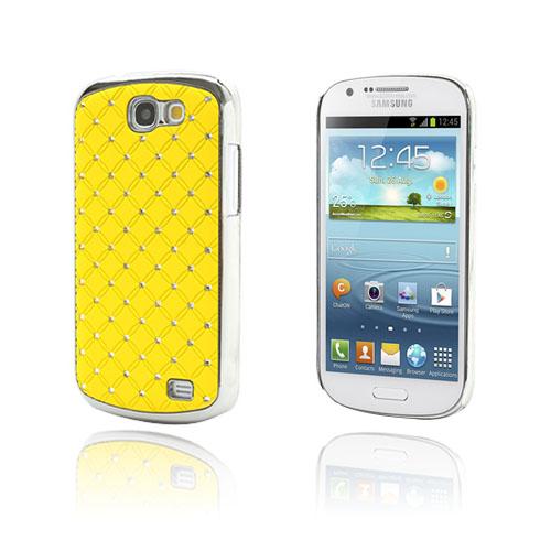Sparkle (Gul) Samsung Galaxy Express Skal
