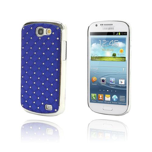 Sparkle (Blå) Samsung Galaxy Express Skal