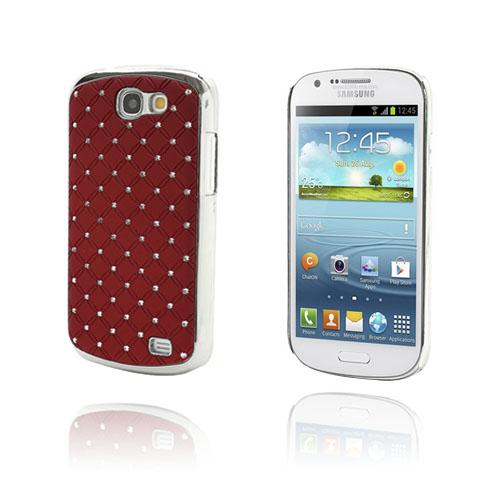 Sparkle (Röd) Samsung Galaxy Express Skal