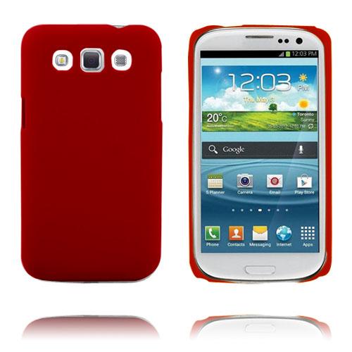 Hårdskal (Röd) Samsung Galaxy Win Skal
