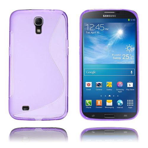 S-Line (Lila) Samsung Galaxy Mega 6.3 Skal
