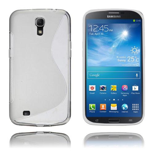 S-Line (Grå) Samsung Galaxy Mega 6.3 Skal