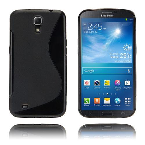 S-Line (Svart) Samsung Galaxy Mega 6.3 Skal