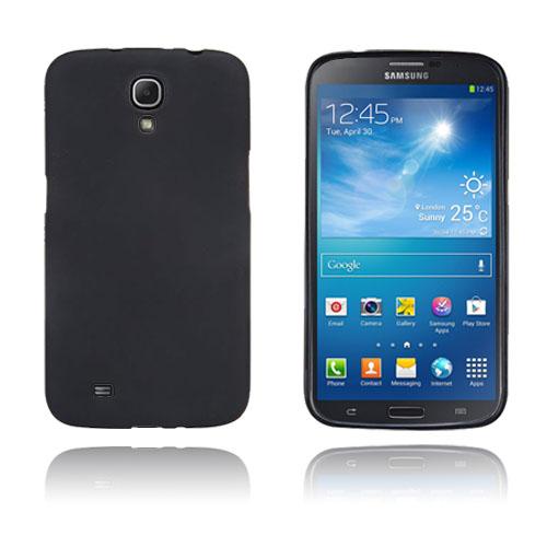 GelCase (Svart) Samsung Galaxy Mega 6.3 Skal
