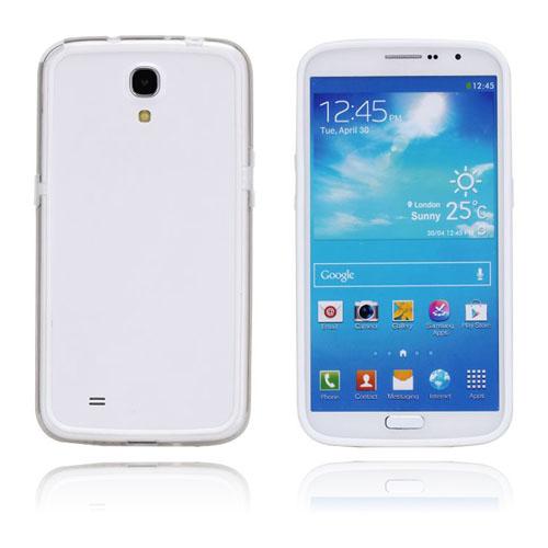 ClearBumper (Vit) Samsung Galaxy Mega 6.3 Bumper