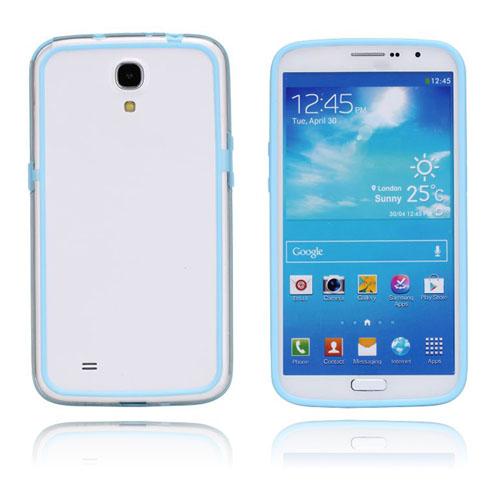 ClearBumper (Blå) Samsung Galaxy Mega 6.3 Bumper