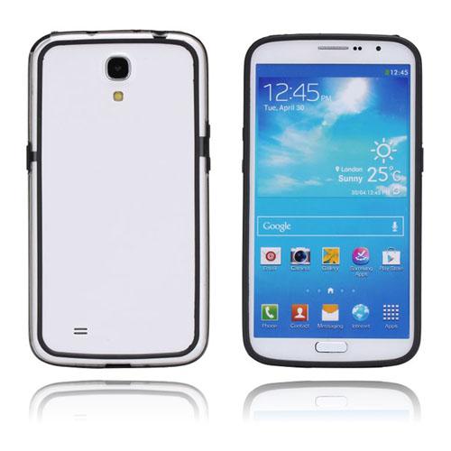 ClearBumper (Svart) Samsung Galaxy Mega 6.3 Bumper