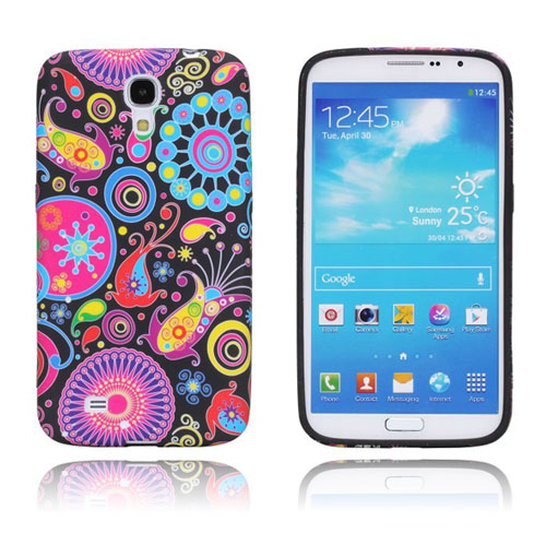 Symphony (Mörka Färger) Samsung Galaxy Mega 6.3 Skal