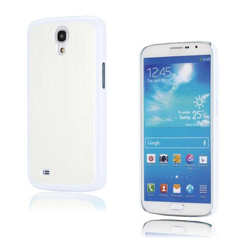 Alu Shield (Vit) Samsung Galaxy Mega 6.3 Skal