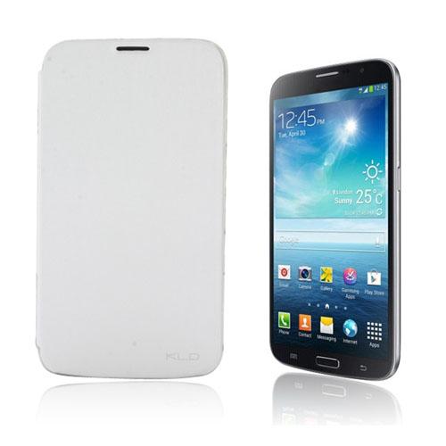 Alexander (Vit) Samsung Galaxy Mega 6.3 Läderfodral