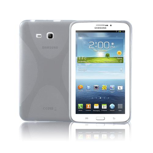 X-Stil (Transparent) Samsung Galaxy Tab3 7.0 Skal