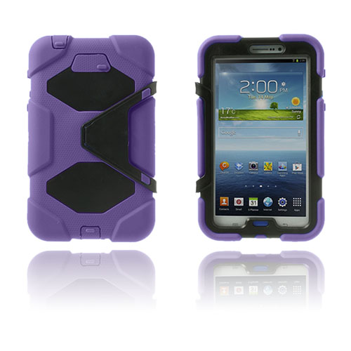 Armor (Lila) Samsung Galaxy Tab 3 7.0 Ultra Skal