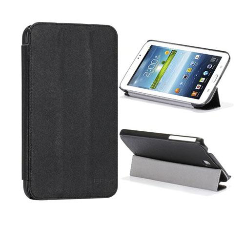 SmartCover (Svart) Samsung Galaxy Tab 3 7.0 Läderfodral