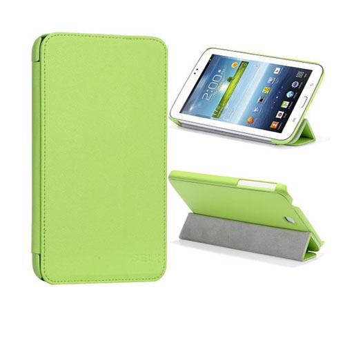SmartCover (Grön) Samsung Galaxy Tab 3 7.0 Läderfodral